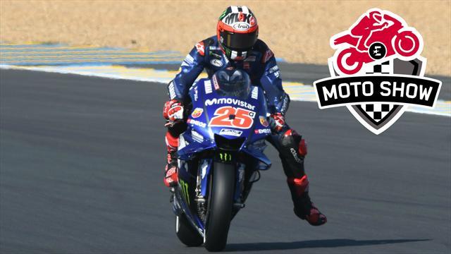 """""""Viñales a des difficultés parce que la Yamaha a longtemps été développée pour Lorenzo"""""""