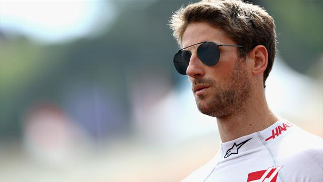 Grosjean se voit rester sept ou huit ans en F1