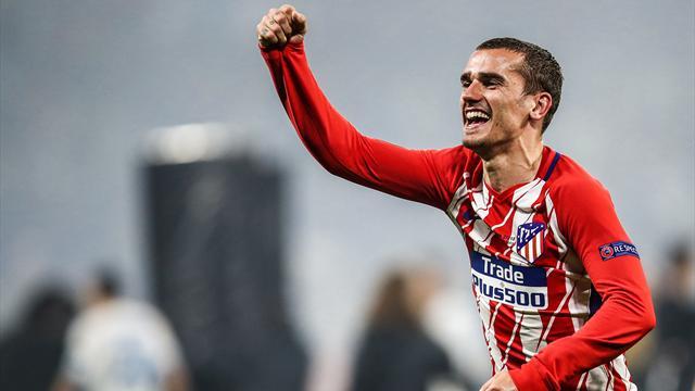 Fin de l'insoutenable suspense : Griezmann reste à l'Atlético