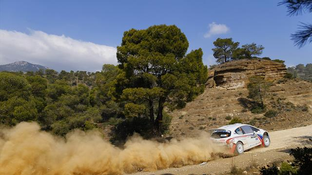 Remembering when… Emotional Breen mastered Acropolis for first ERC win
