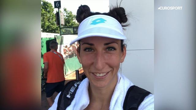 Roland Garros 2018: Georgina 'Huracán' García, a por su sueño de meterse en cuadro principal