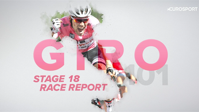 GCN Giro Daily: Stage 18 - 'A bad, bad day at a really bad time' for Simon Yates