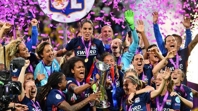 El Lyon hace historia y conquista su tercera Champions femenina consecutiva