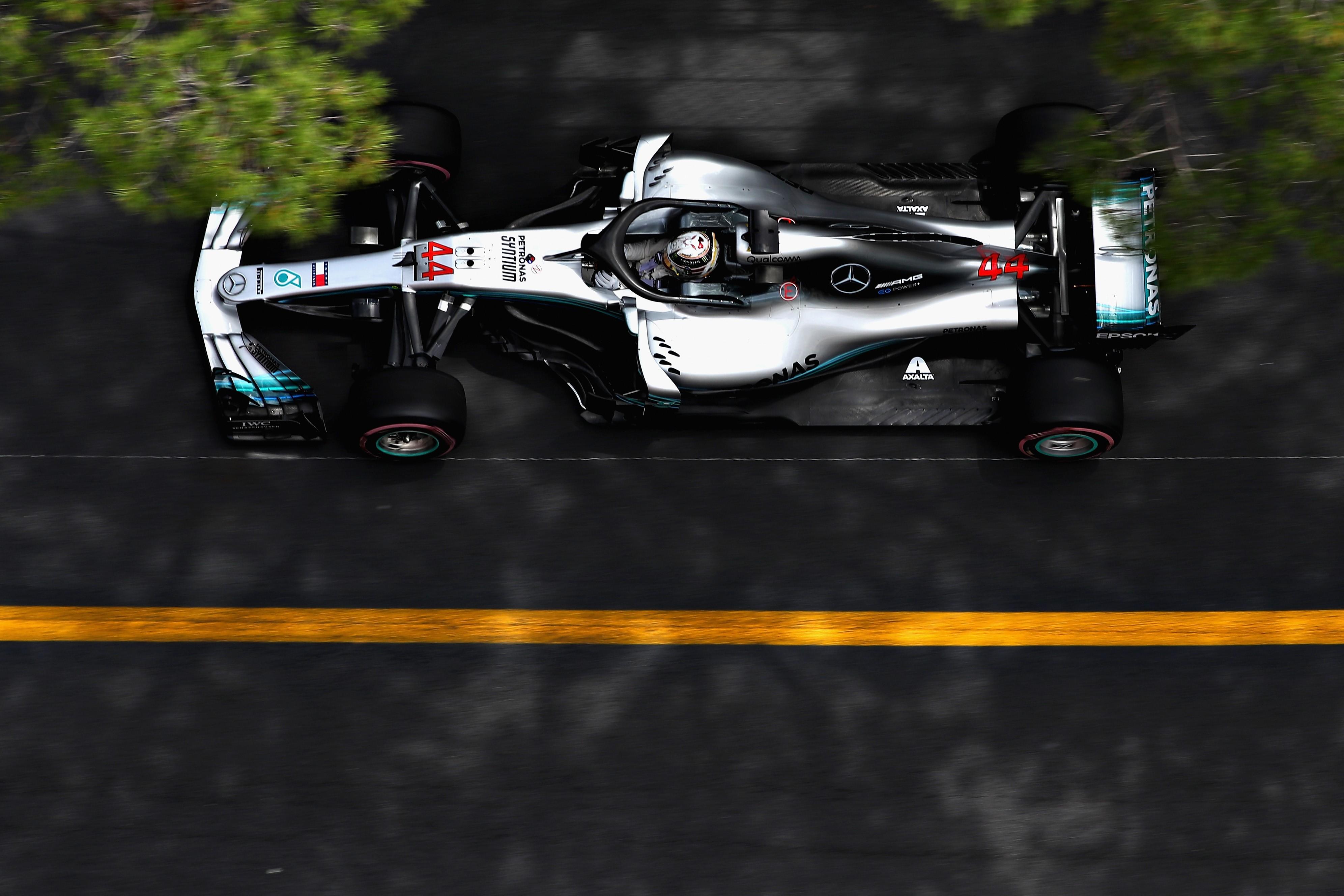 Qui va remporter le Grand Prix de Monaco — Sondage