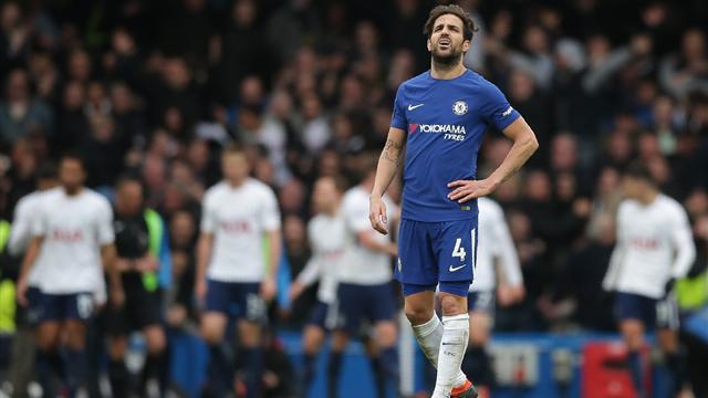 Paper Round: Fabregas close to Chelsea exit