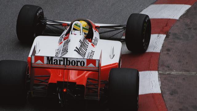 Monaco 1988 : Senna, poleman aux frontières du réel et orgueilleux leader piégé par Prost