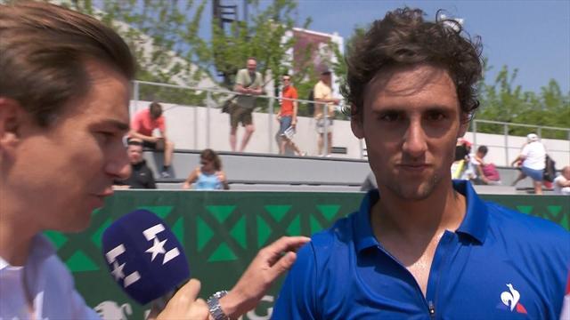 """Roland Garros 2018, Carlos Taberner: """"Ni en mis mejores sueños podía esperar algo así"""""""