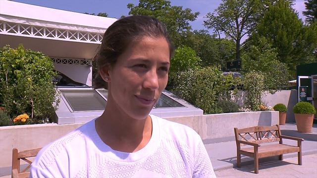 """Roland Garros 2018, Garbiñe Muguruza: """"Este torneo es un nuevo comienzo y así lo quiero ver"""""""