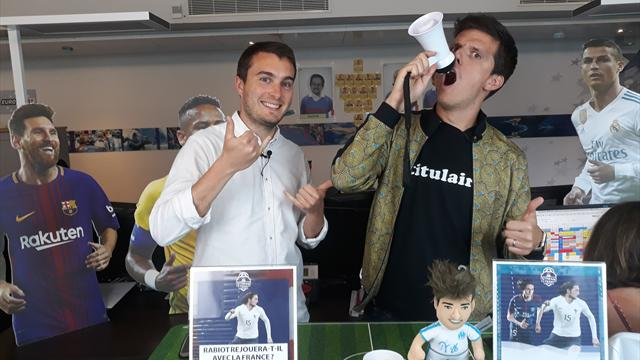 Quel avenir pour Rabiot ? Zidane meilleur entraîneur du monde ? Revivez le FC Stream Team