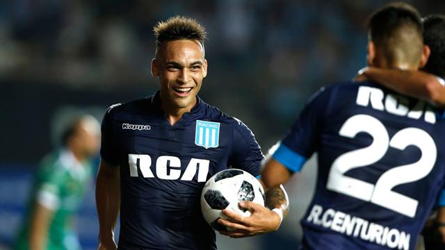 Martinez corre verso l'Inter: venerdì le visite mediche a Milano
