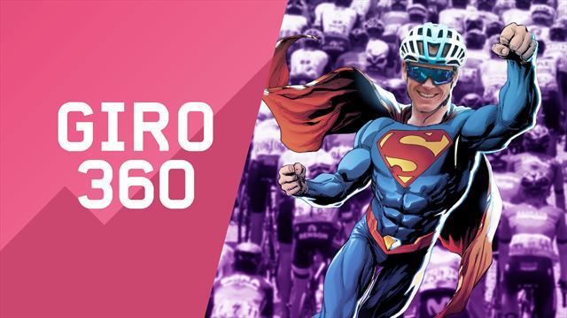 """""""Giro 360"""": Froome, Froome, Frooooome... Tutto il meglio e il dietro le quinte della 19a tappa"""