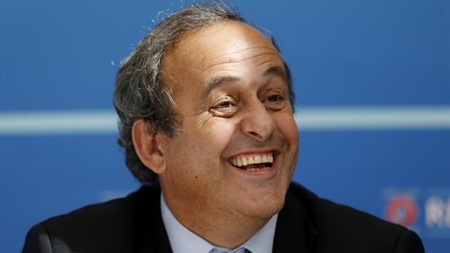 Corruption à la FIFA : Platini blanchi