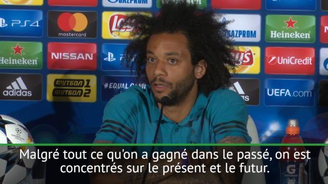 Finale - Marcelo : ''Notre motivation, c'est de gagner''