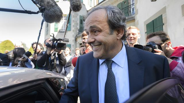 Platini arrested amid probe into award of 2022 World Cup to Qatar