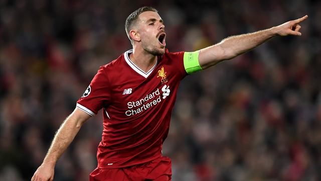 Jordan Henderson: Liverpool captain signs new five-year contract