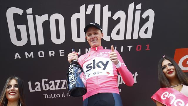 Cyclisme: Chris Froome: le litige continue - Sports: Toute l'actu sports