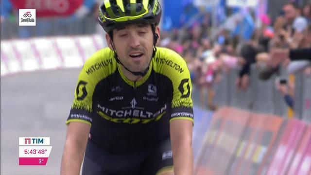 Nieve wins Stage 20 with brilliant breakaway