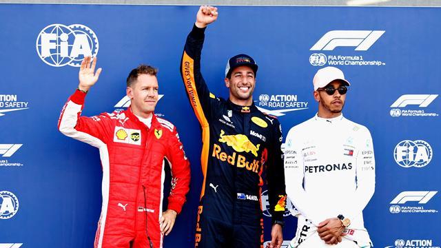 Ricciardo est prêt à fêter la 250e de Red Bull