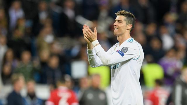 """Ronaldo dit adieu au Real : """"Le moment est venu d'ouvrir un nouveau chapitre dans ma vie"""""""