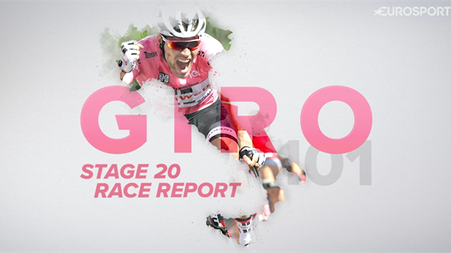 GCN Giro Daily: Stage 20 - 'A much, much better Froome was just unbeatable for Dumoulin
