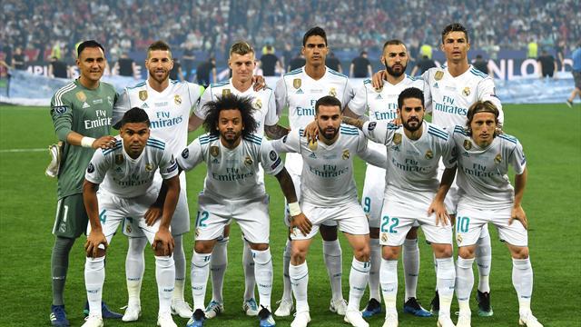 Sosyal medyanın lideri Real Madrid