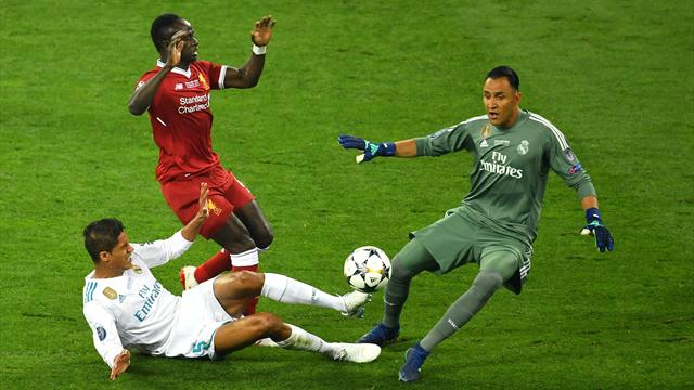 Real Madrid – Liverpool EN DIRECT