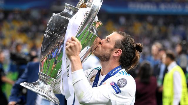 Bale starts for Real Madrid as post-Ronaldo era begins