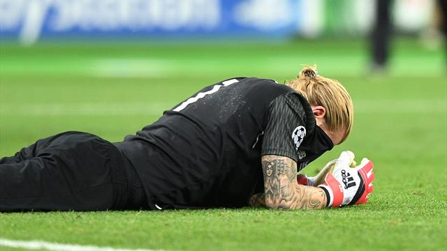 Karius sufrió una conmoción durante final de la Champions, según los médicos