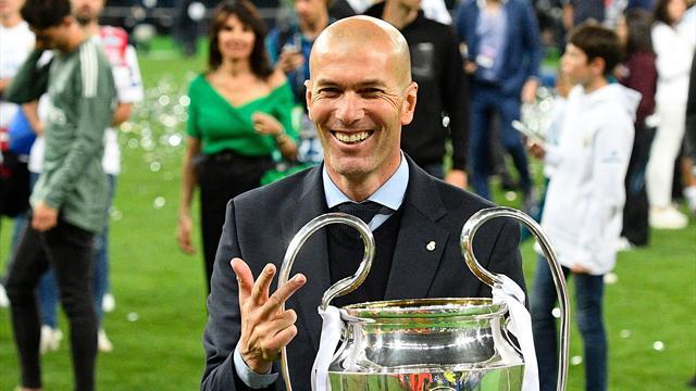 """Zidane réservé sur la réforme de la Ligue des champions : """"Il faut toujours un équilibre"""""""