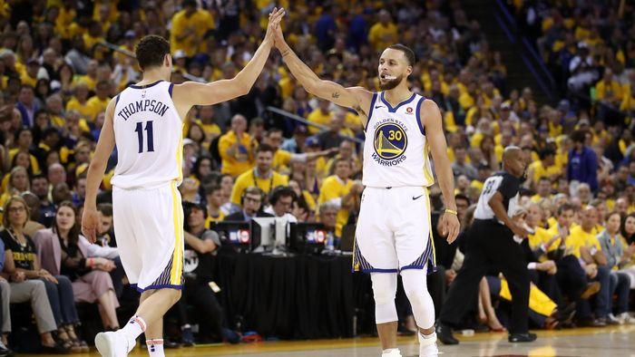 Golden State Warriors Le Favori Oublié En Nba Nba 2019