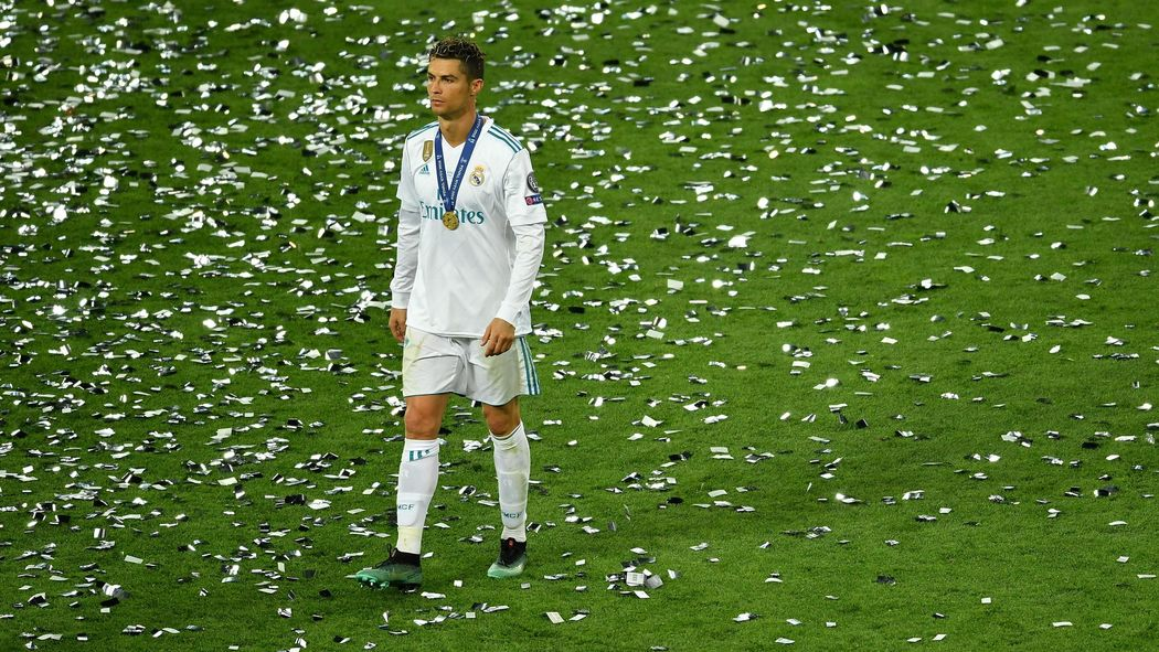 timeless design 08abe 4abf1 Real Madrid team-mates knew 'for weeks' Cristiano Ronaldo ...
