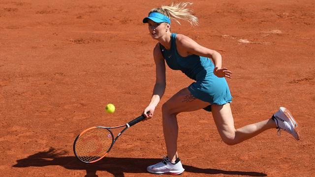 Козлова иСвитолина начнут выступления наRoland Garros нацентральных кортах