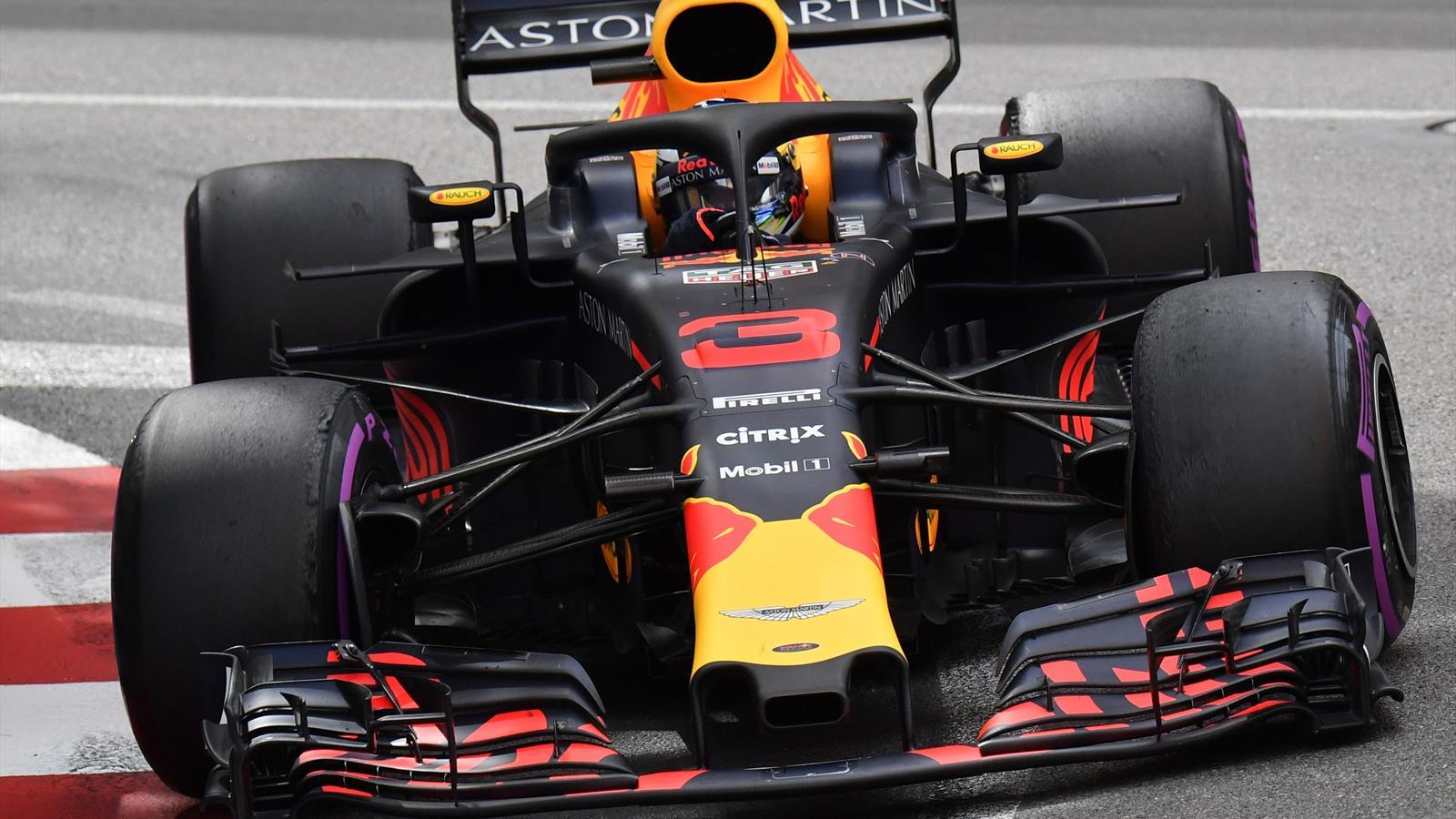 L 39 curie red bull claque la porte de renault et sera motoris e par honda partir de 2019 - Formule vitesse de coupe ...