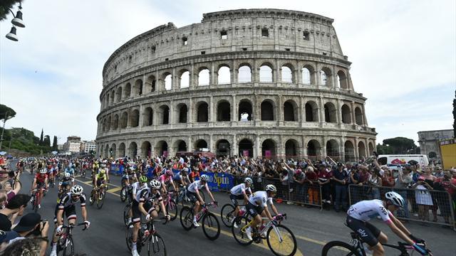 Taistelu pinkkipaidasta alkaa – Italian ympäriajo Eurosportin kanavilla