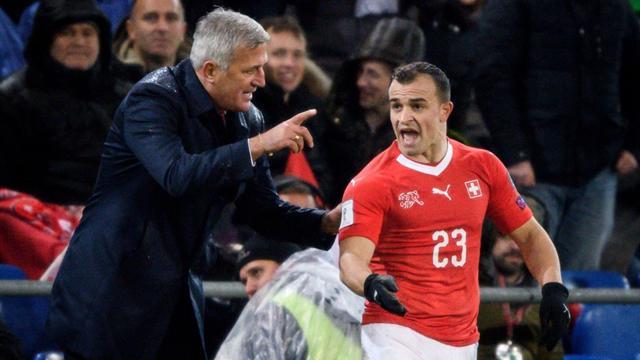 Convocati Svizzera: la lista dei 23 per i Mondiali di Russia 2018