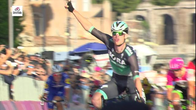 Bennett pips Viviani in Rome to clinch third stage win