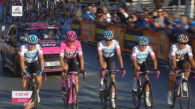 Froome wins the Giro - 'Rome has a new Emperor!'