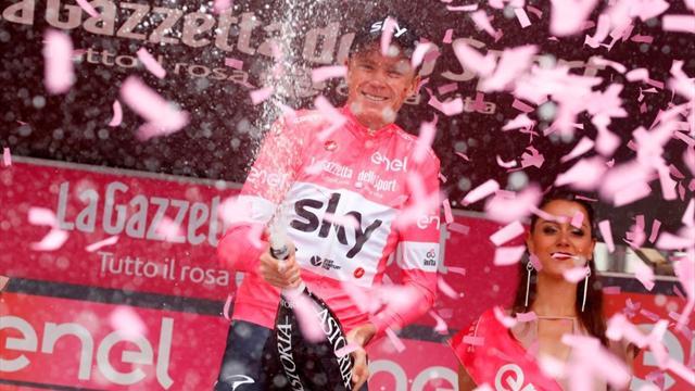 Froome, Ventolin e la possibile squalifica: cosa può succedere dopo la vittoria al Giro d'Italia?