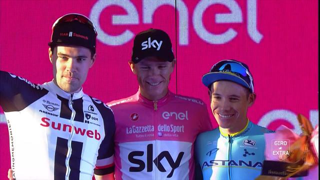 Froome is crowned Giro champion
