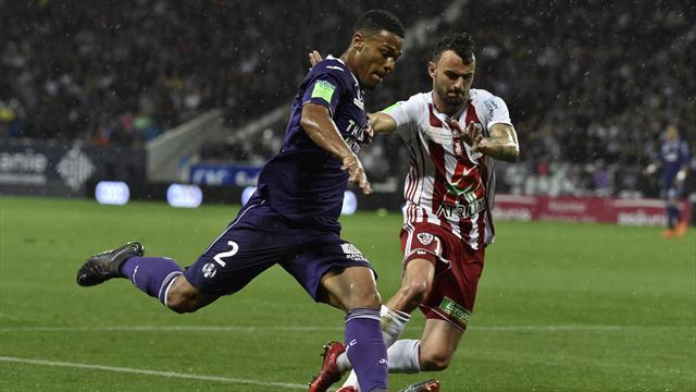 Sans forcer, Toulouse a confirmé pour rester en L1