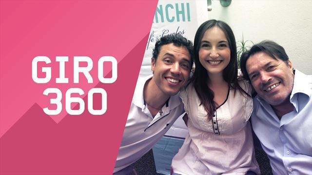 """""""Best of Giro 360"""": Magrini e il Bar di Eurosport, il meglio del Giro 101"""