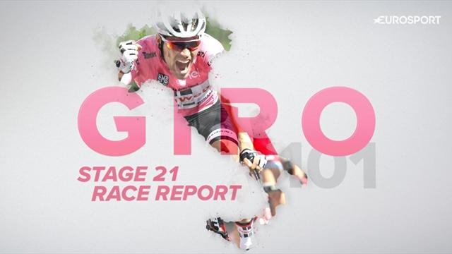 GCN Giro Daily: Stage 21 - 'There was an element of luck in Froome's overall win'