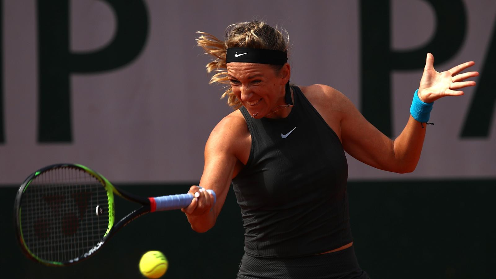 WTA, US Open: Виктория Азаренко — Екатерина Макарова