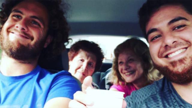 Wunderbar: Lucky Loser fährt mit Oma 800 km zu French Open zurück