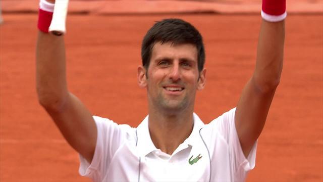Roland Garros2018, Dutra Silva-Djokovic: Cómodo debut de un aspirante a todo (3-6, 4-6 y 4-6)