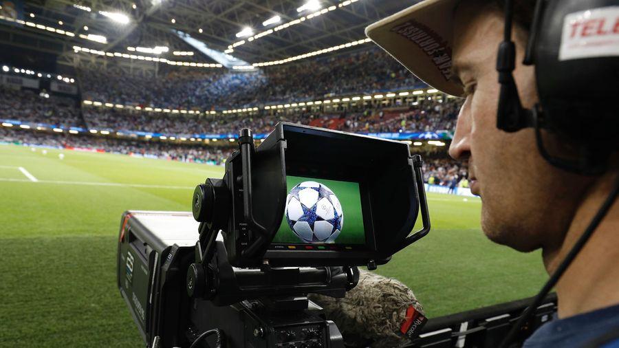 Телевидение, УЕФА