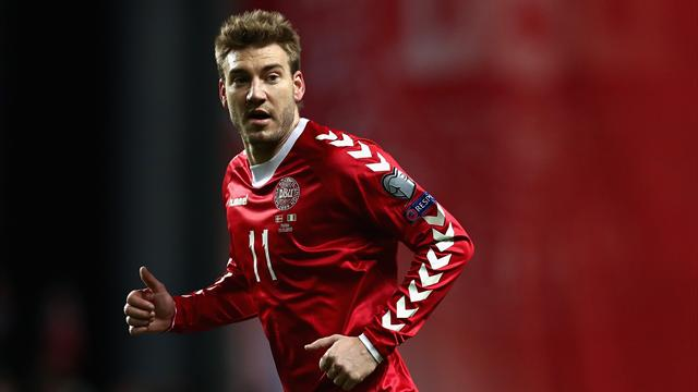 Bendtner blessé et grand absent de la liste des 23 du Danemark