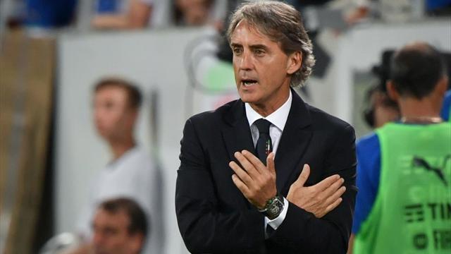 Mancini : «La France est l'une des meilleures équipes du monde»