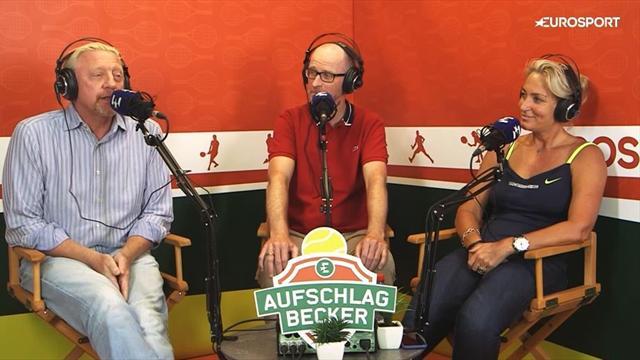 Aufschlag Becker - Video-Podcast #1: 40 Minuten French Open Insights, Anekdoten und viel Spaß