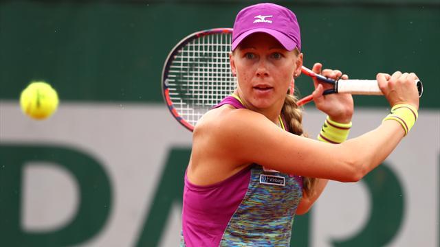 Höjdpunkter: Larsson vände och vann - är vidare i US Open
